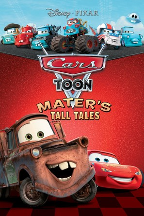 Mater's Tall Tales - DVD cover (thumbnail)