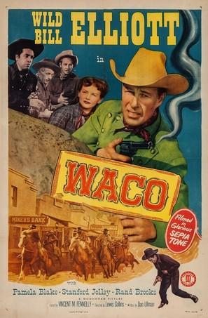 Waco - Movie Poster (thumbnail)