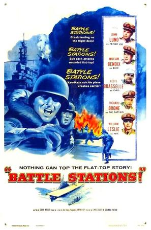 Battle Stations - Movie Poster (thumbnail)