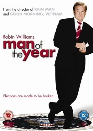 Man of the Year - poster (thumbnail)