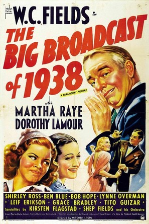 The Big Broadcast of 1938 - Movie Poster (thumbnail)