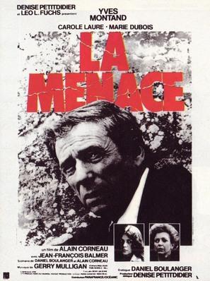 La menace - French Movie Poster (thumbnail)