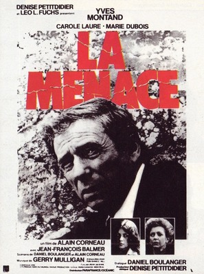 La menace - French Movie Poster (thumbnail)