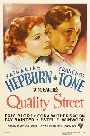 Quality Street - Movie Poster (thumbnail)