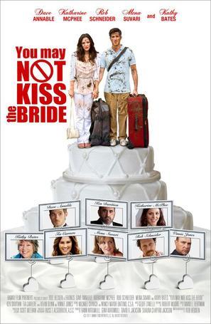 You May Not Kiss the Bride - Movie Poster (thumbnail)