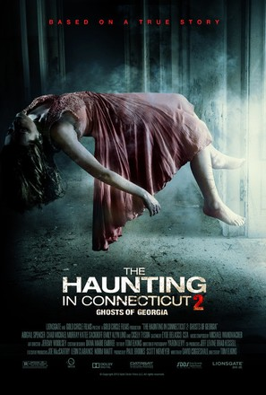 The Haunting in Connecticut 2: Ghosts of Georgia - Movie Poster (thumbnail)