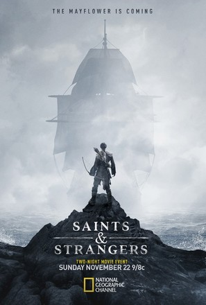 Saints & Strangers - Movie Poster (thumbnail)