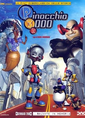 Pinocchio 3000 - poster (thumbnail)