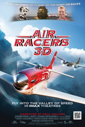 Air Racers 3D - Movie Poster (thumbnail)