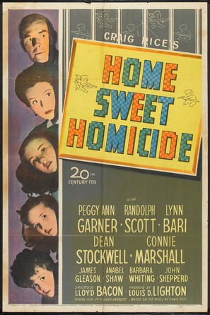 Home, Sweet Homicide - Movie Poster (thumbnail)