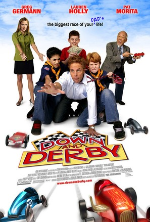 Down and Derby - Movie Poster (thumbnail)