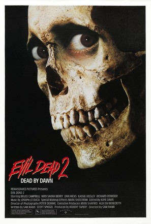 Evil Dead II - Movie Poster (thumbnail)