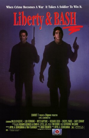 Liberty & Bash - Movie Cover (thumbnail)