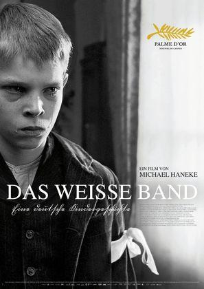 Das weiße Band - Eine deutsche Kindergeschichte - Austrian Movie Poster (thumbnail)