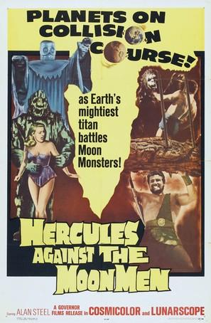Maciste e la regina di Samar - Movie Poster (thumbnail)