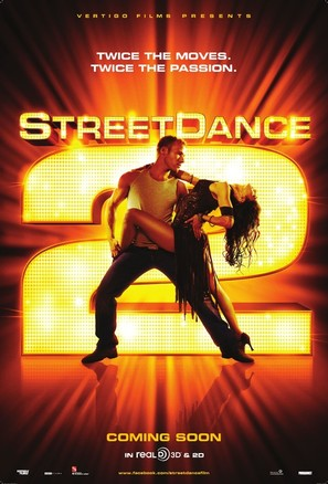 StreetDance 2 - Movie Poster (thumbnail)