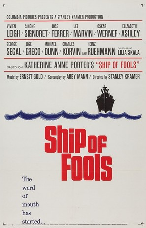 Ship of Fools - Movie Poster (thumbnail)