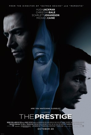 The Prestige - Movie Poster (thumbnail)