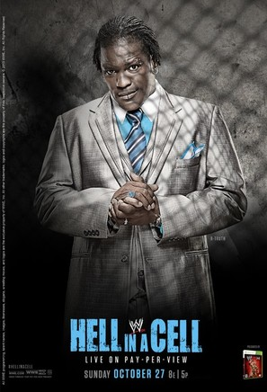 WWE Hell in a Cell - Movie Poster (thumbnail)
