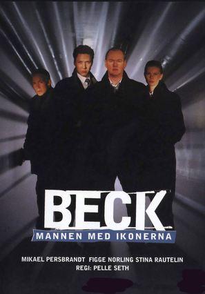 """Beck"" Mannen med ikonerna - Swedish poster (thumbnail)"