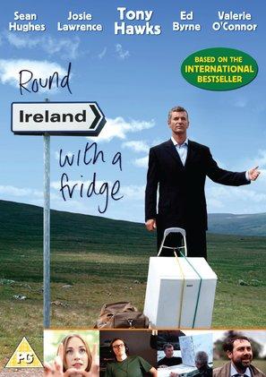Round Ireland with a Fridge - British Movie Cover (thumbnail)