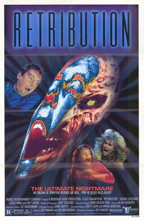Retribution - Movie Poster (thumbnail)