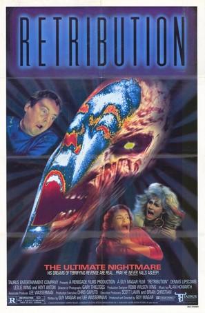 Retribution - Movie Poster (thumbnail)