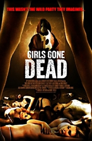Girls Gone Dead - Movie Poster (thumbnail)