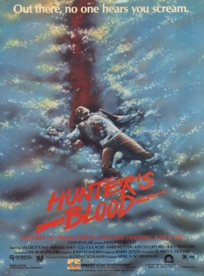Hunter's Blood - Movie Poster (thumbnail)