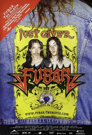 Fubar - Canadian Movie Poster (thumbnail)
