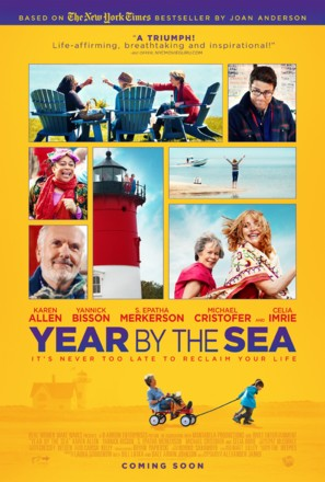 Year by the Sea - Movie Poster (thumbnail)