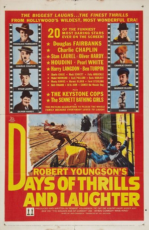 Days of Thrills and Laughter - Movie Poster (thumbnail)