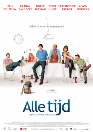 Alle tijd - Dutch Movie Poster (thumbnail)