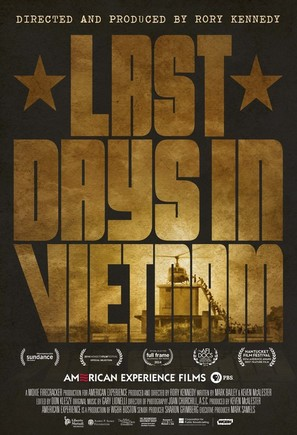 Last Days in Vietnam - Movie Poster (thumbnail)