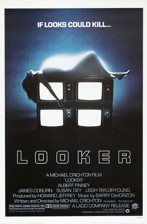 Looker - Movie Poster (thumbnail)