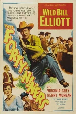 The Forty-Niners - Movie Poster (thumbnail)