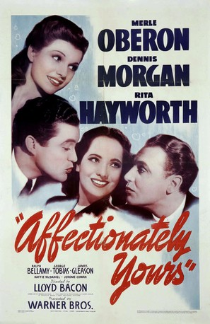 Affectionately Yours - Movie Poster (thumbnail)