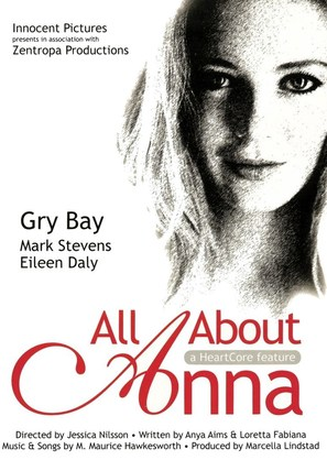 All About Anna - Danish Movie Poster (thumbnail)