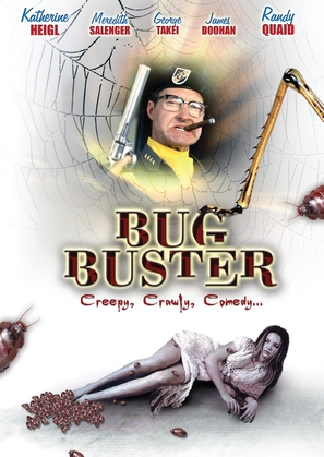Bug Buster - Movie Poster (thumbnail)