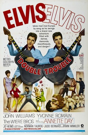 Double Trouble - Movie Poster (thumbnail)