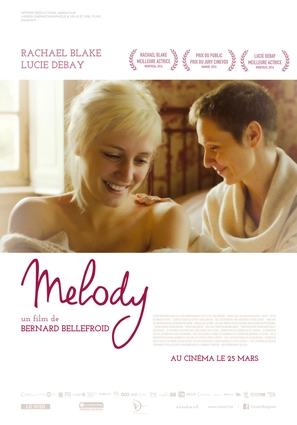 Melody - Belgian Movie Poster (thumbnail)