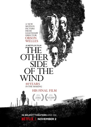 The Other Side of the Wind - Movie Poster (thumbnail)