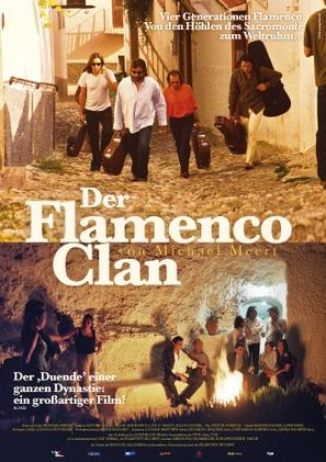 Herencia flamenca - German poster (thumbnail)