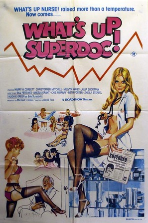 What's Up Superdoc! - Australian Movie Poster (thumbnail)