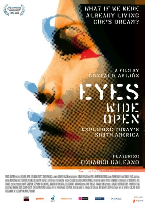 With My Eyes Wide Open - Movie Poster (thumbnail)