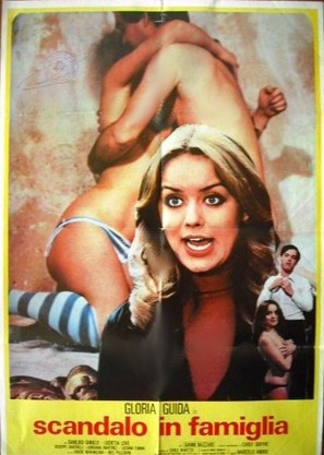 Scandalo in famiglia - Italian Movie Poster (thumbnail)