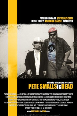 Pete Smalls Is Dead - Movie Poster (thumbnail)