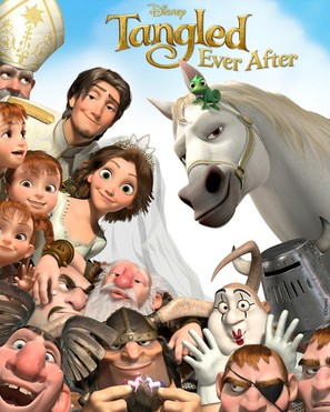 Tangled Ever After - Movie Poster (thumbnail)