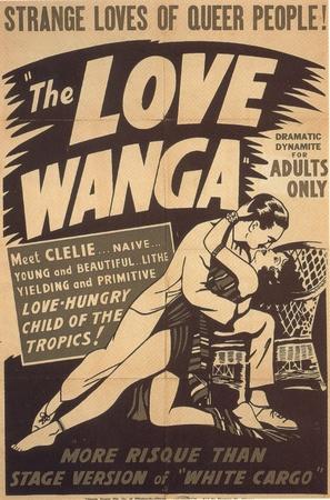 Ouanga - Movie Poster (thumbnail)
