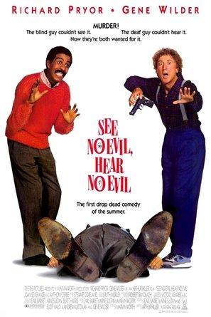 See No Evil, Hear No Evil - Movie Poster (thumbnail)